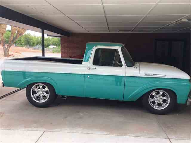 1960 to 1962 ford f100 for sale on 15. Black Bedroom Furniture Sets. Home Design Ideas