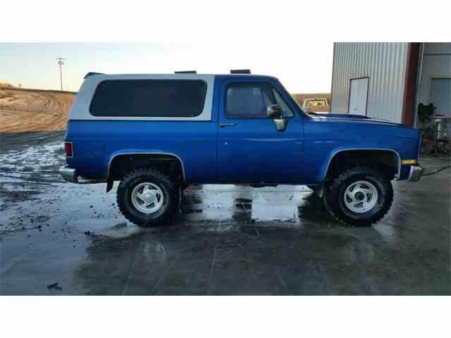 1983 Chevrolet Blazer | 959390