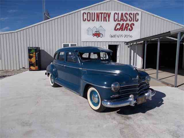 1948 Plymouth 4-Dr Sedan | 959391