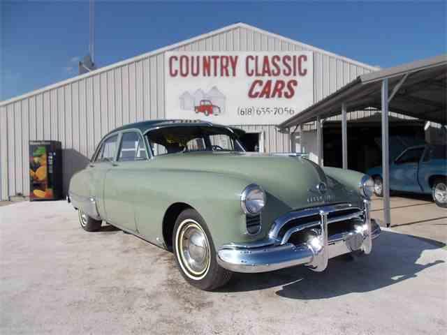 1949 Oldsmobile 4-Dr Sedan | 959392