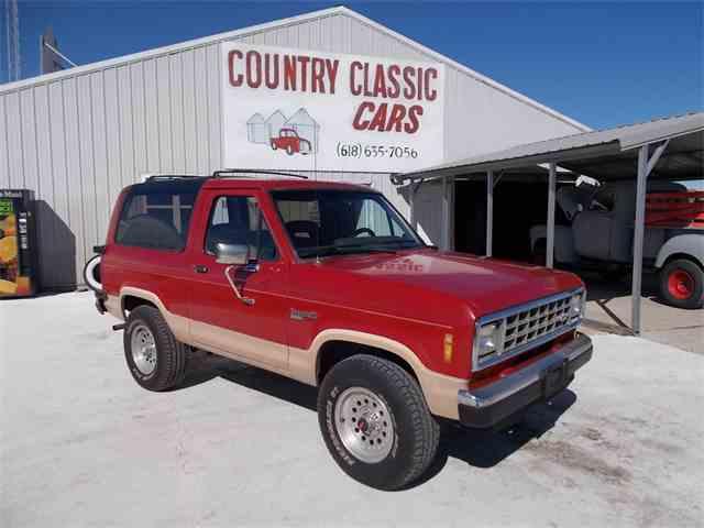 1988 Ford Bronco II | 959394