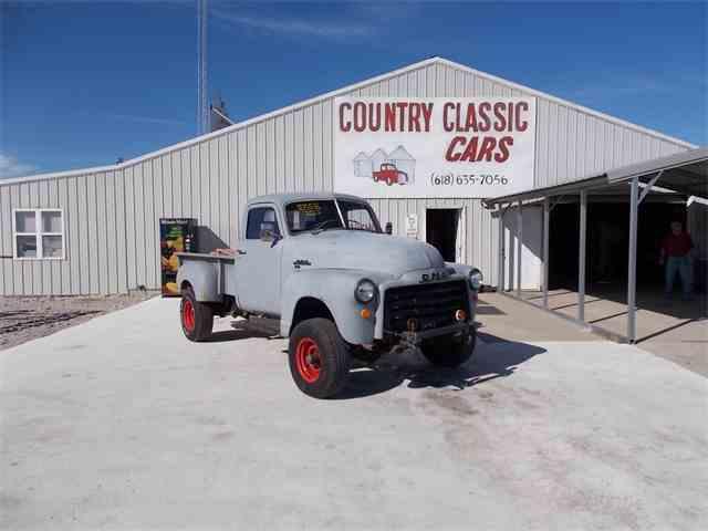 1953 GMC Pickup | 959396