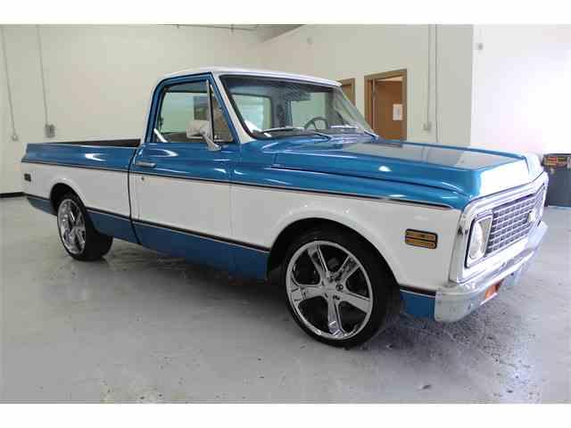 1972 Chevrolet C/K 10 | 959399