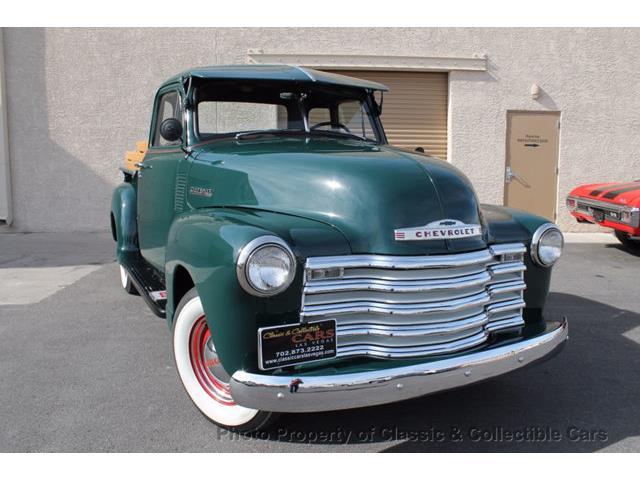 1951 Chevrolet 3100   950094