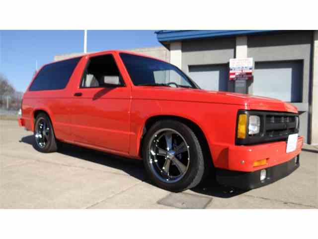 1991 Chevrolet Blazer | 959410