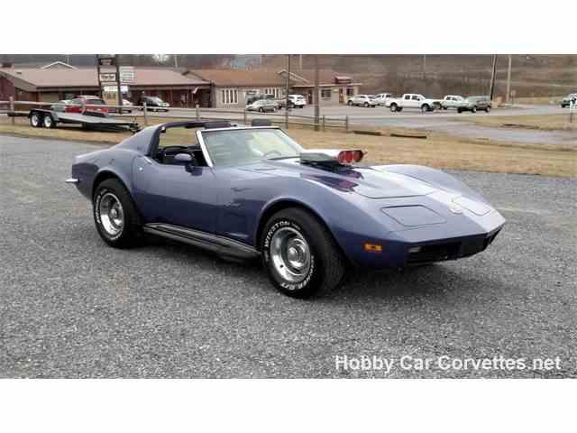 1973 Chevrolet Corvette | 959412