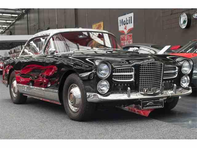 1958 Facel Vega HK500 | 959421