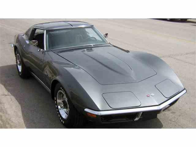 1970 Chevrolet Corvette | 959429