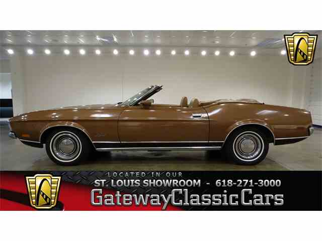 1972 Ford Mustang | 950945