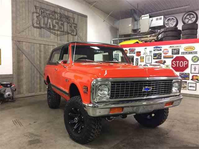 1971 Chevrolet Blazer | 959464