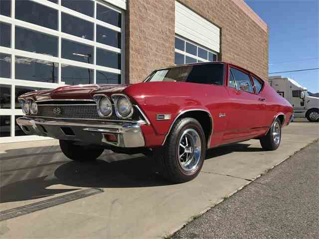 1968 CHEVROLET CHEVELLE TRIBUTE | 959466