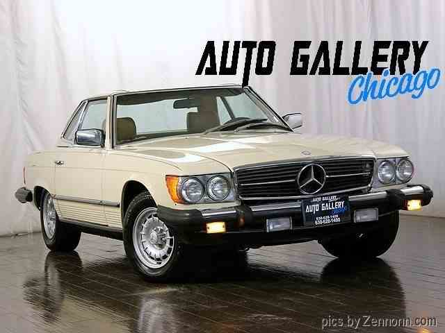1982 Mercedes-Benz 380SL | 959473