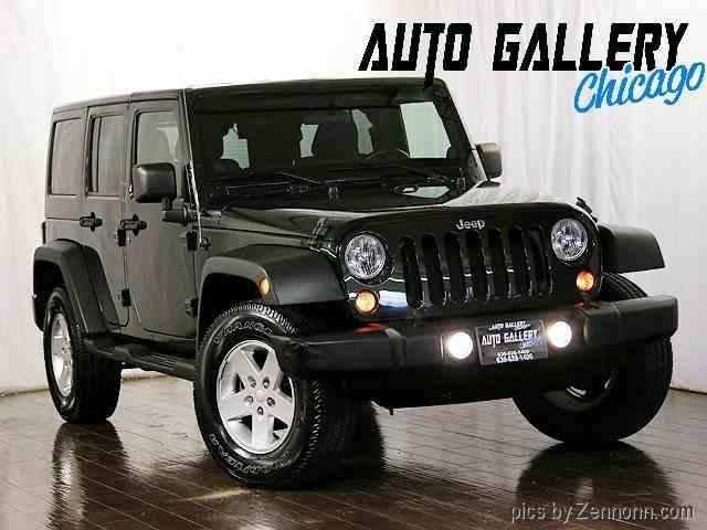 2011 Jeep Wrangler | 959474