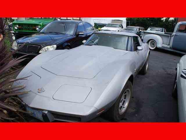 1978 Chevrolet Corvette Stingray | 959475