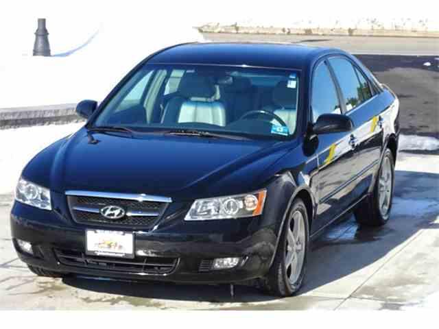 2007 Hyundai Sonata | 959485