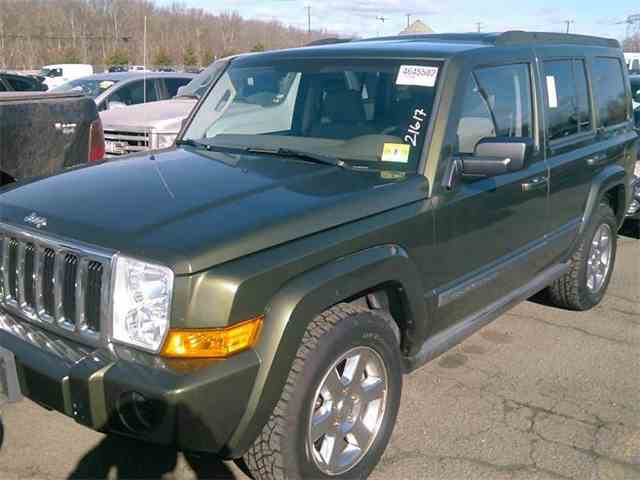 2007 Jeep Commander | 959486