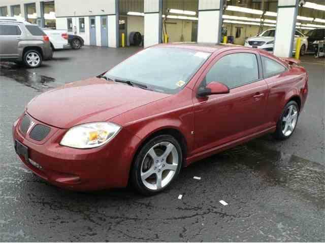 2008 Pontiac G5   959487