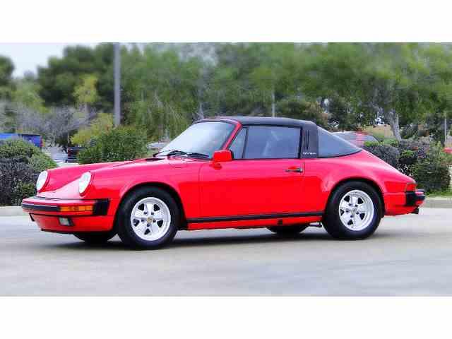 1988 Porsche 911 Carrera | 959489