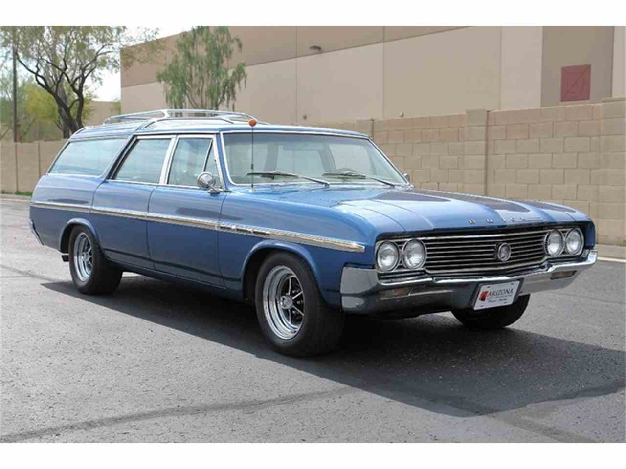 1964 buick skylark sport wagon for sale cc 959492. Black Bedroom Furniture Sets. Home Design Ideas