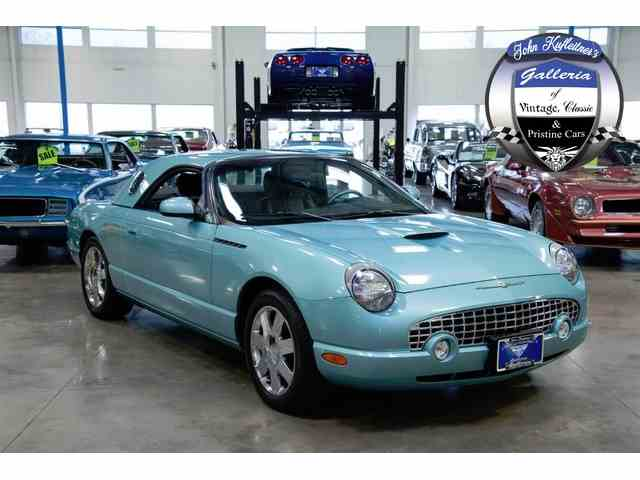 2002 Ford Thunderbird | 959498