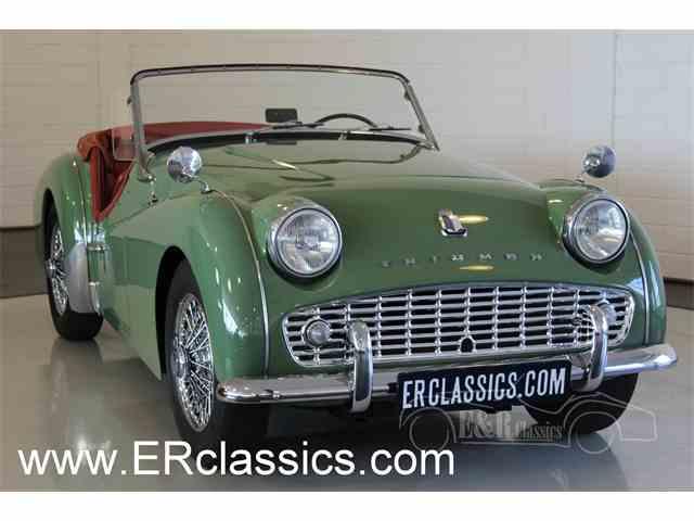 1959 Triumph TR3A | 959500
