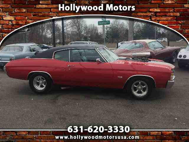 1971 Chevrolet Chevelle Malibu | 959501