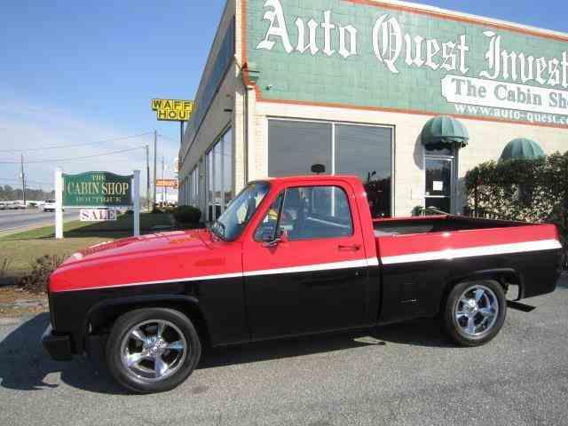 1987 Chevrolet Silverado | 959502