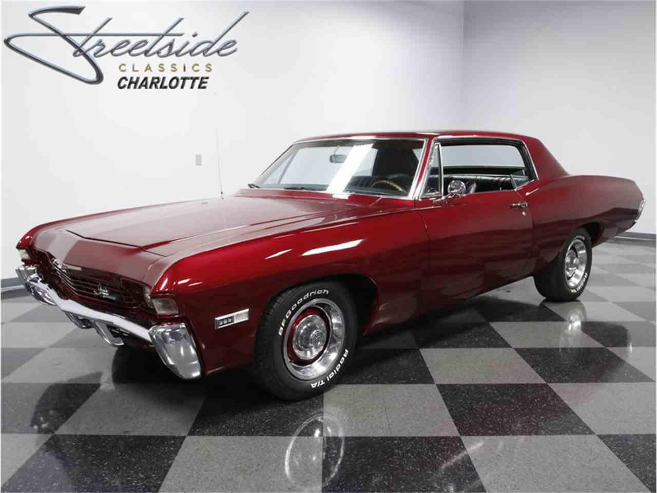 Impala 1968 chevy impala parts : 1968 Chevrolet Impala SS for Sale on ClassicCars.com