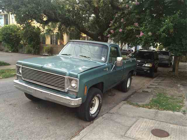 1977 Chevrolet C/K 10 | 959515