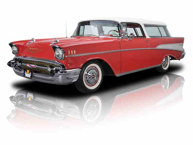 1957 Chevrolet Bel Air Nomad | 959517