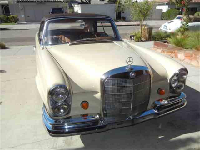 1963 Mercedes-Benz 220SE | 959520