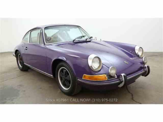 1972 Porsche 911E | 959524