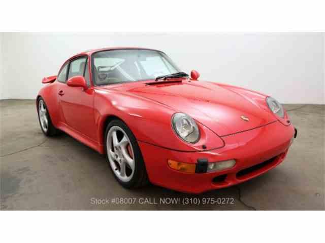 1997 Porsche 993   959525