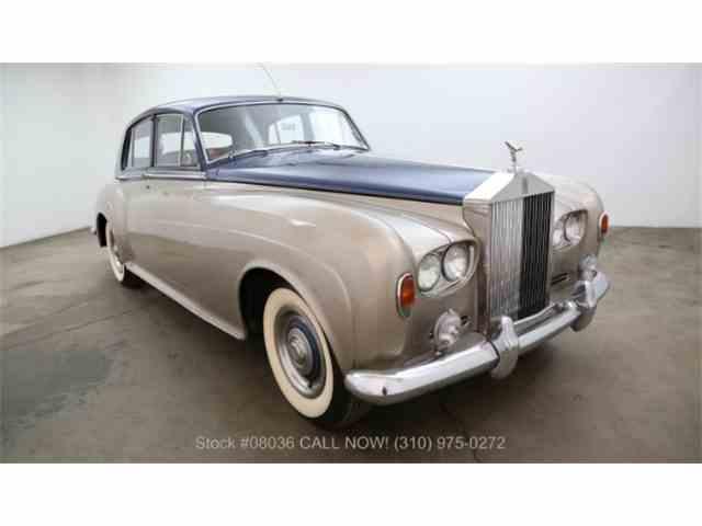1965 Rolls Royce Silver Cloud III | 959527