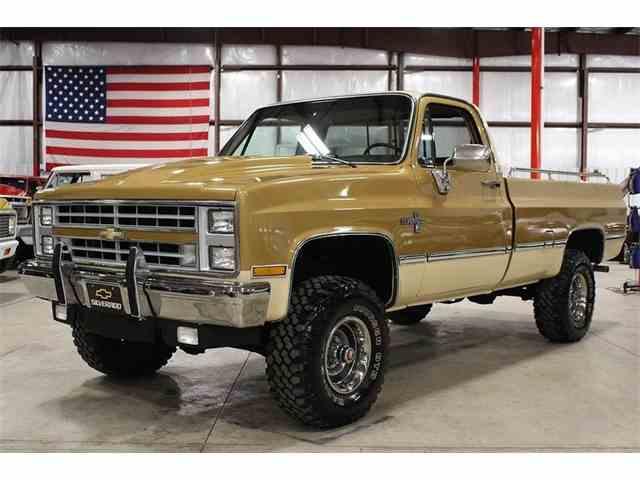 1985 Chevrolet K-10 | 959533