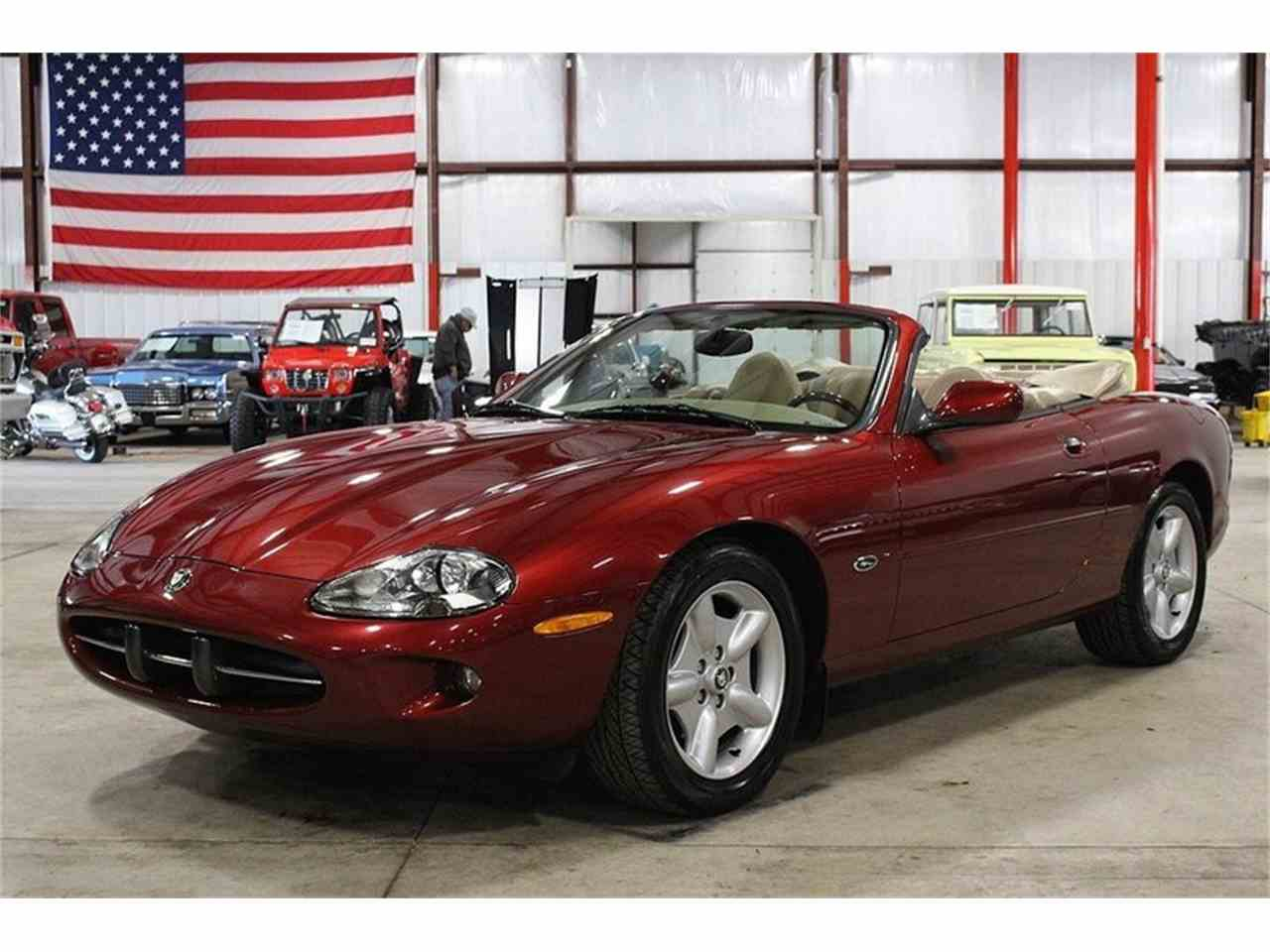 Similar vehicles 1997 jaguar xk8 1025425