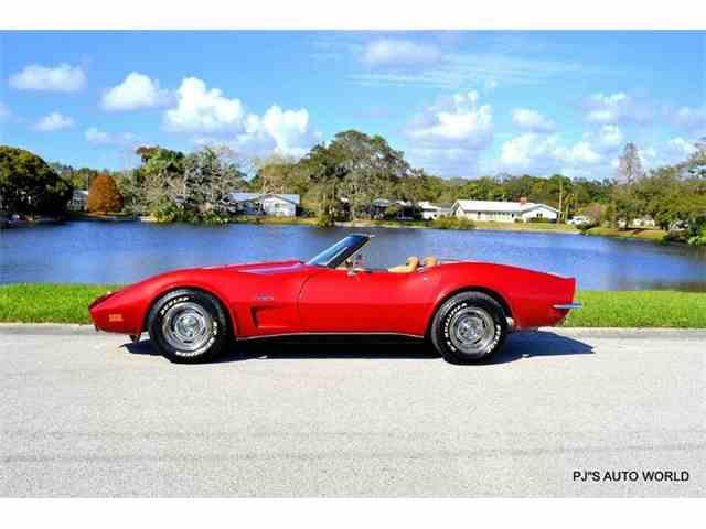 1973 Chevrolet Corvette | 959539