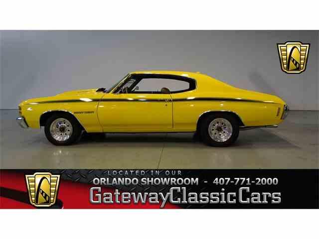 1971 Chevrolet Chevelle | 950954