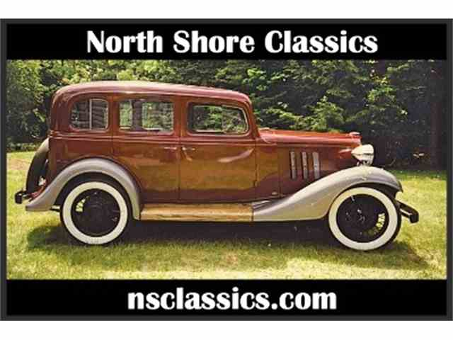 1933 Chevrolet Eagle | 959545