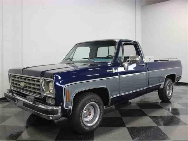 1976 Chevrolet C/K 10 | 959548
