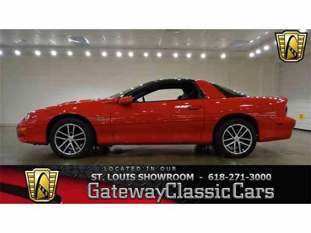 2002 Chevrolet Camaro | 950955