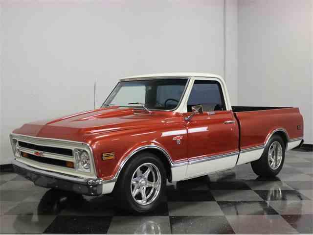1968 Chevrolet C/K 10 | 959553
