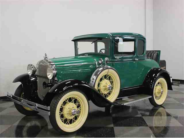 1930 Ford Model A Deluxe Coupe | 959554