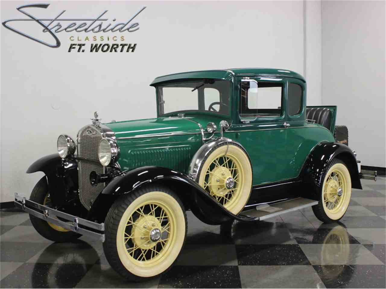 1930 Ford Model A Deluxe Coupe for Sale   ClassicCars.com ...