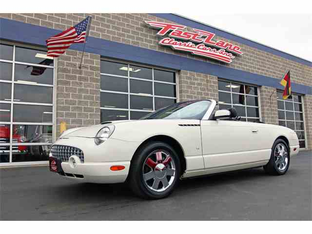 2003 Ford Thunderbird | 959561