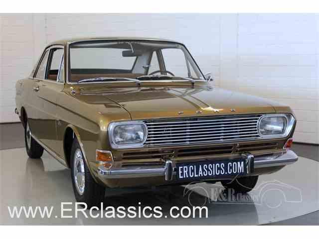 1969 Ford Taurus   959563