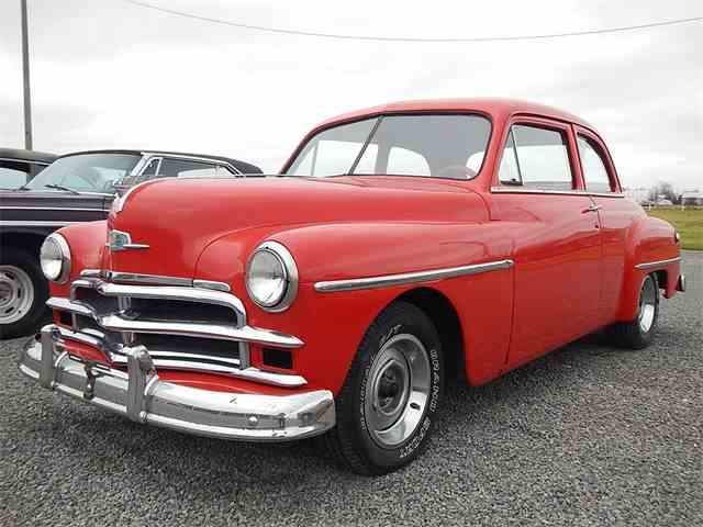 1950 Plymouth Special Deluxe | 959577
