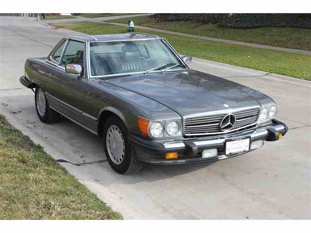 1987 Mercedes-Benz 560SL | 959580