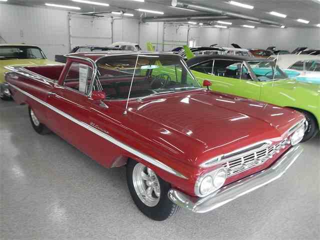 1959 Chevrolet El Caminio   959585