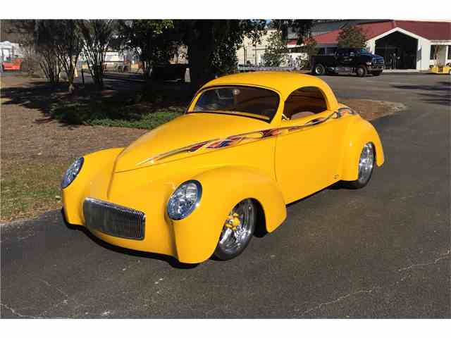 1941 Willys Swoopster | 959588
